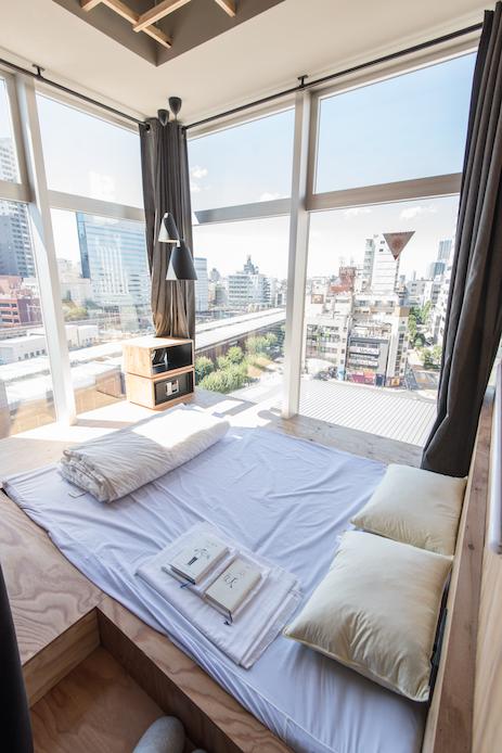 """新宿で最高の【非日常旅】ができる! """"泊まれる本屋""""『BOOK AND BED TOKYO』が最高だった♡_12"""