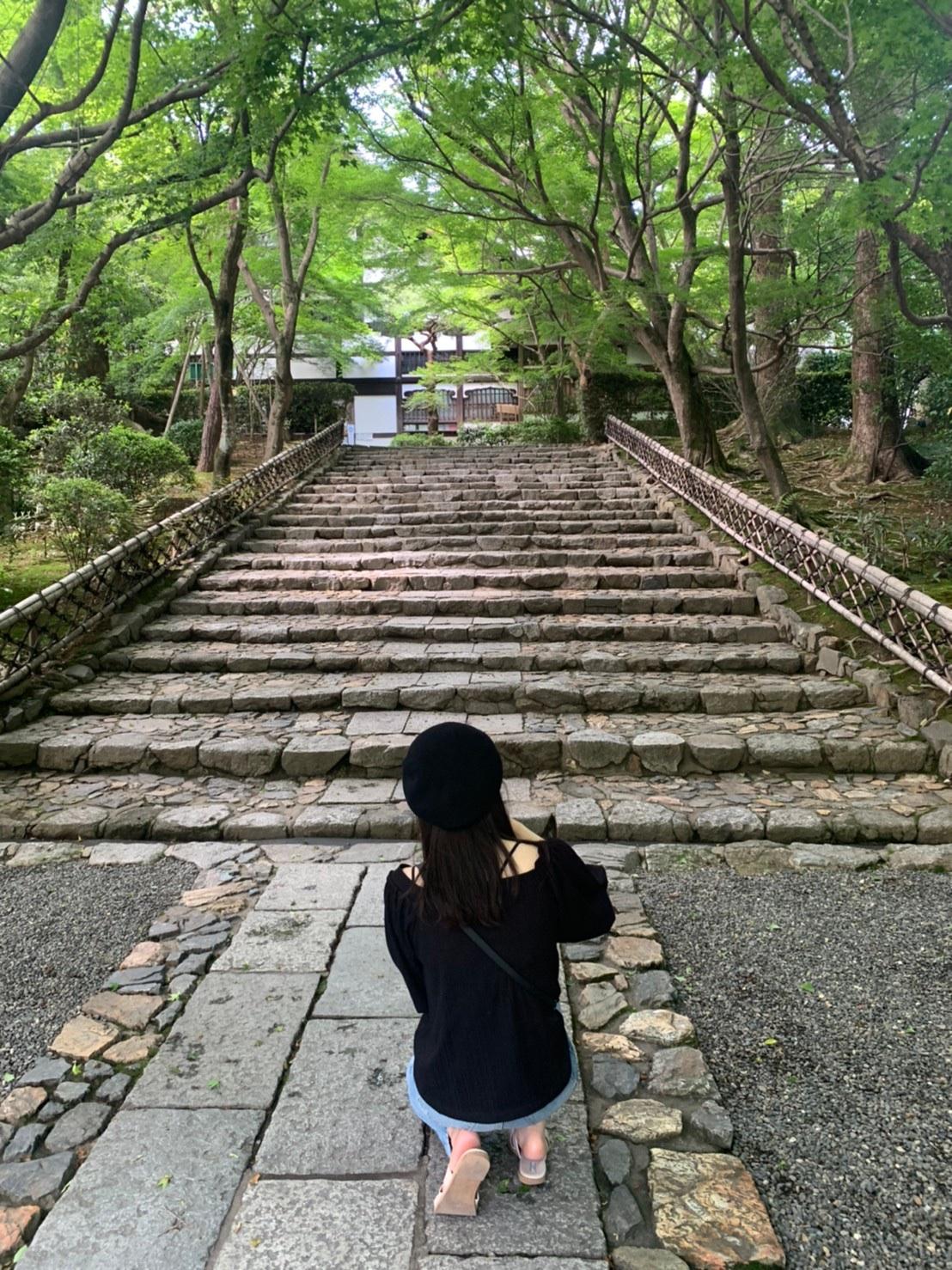 【京都旅第一弾】北野天満宮・龍安寺②_2