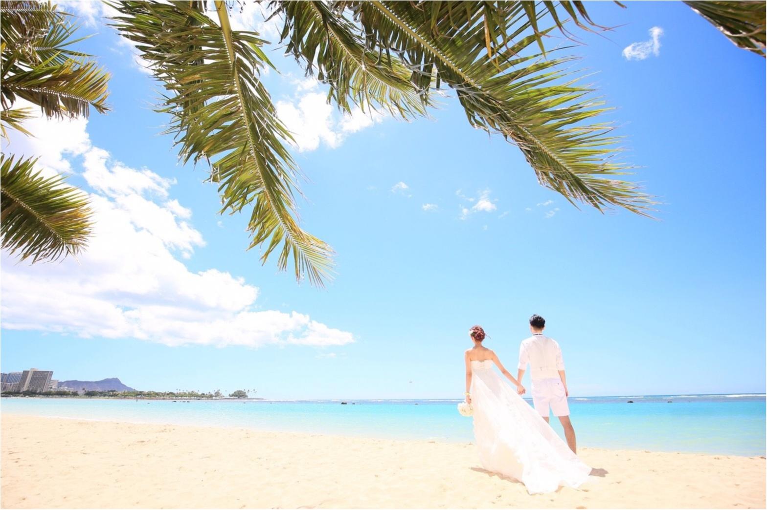 【プレ花嫁さん必見】ハワイでウェディングフォト撮影-ビーチ撮影・ハンドメイドの小物たち-_3