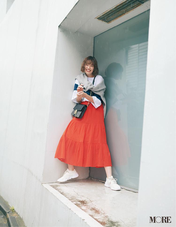 大人っぽいスニーカーコーデ特集《2019年版》 - 20代女子のきれいめカジュアルにおすすめのスニーカーは?_5