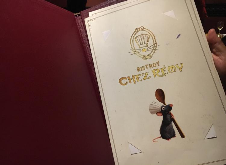 【パリディズニー】《レミーの美味しいレストラン》に潜入!パリの街並みを再現したエリアで優雅なランチを♪_5