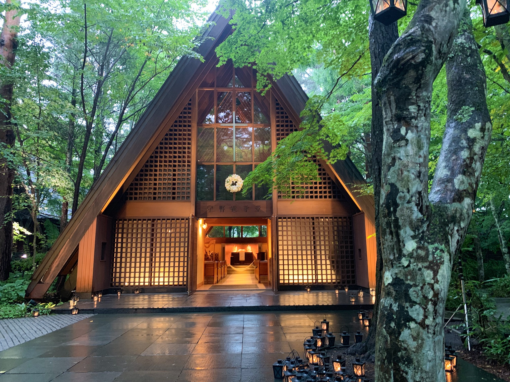 【軽井沢星野エリア滞在レポート】たくさんの緑に囲まれて、幻想的で素敵な夏を**_6