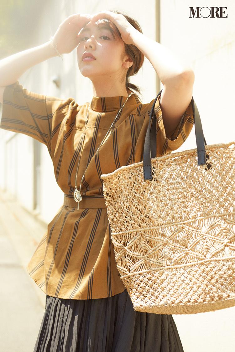 旅行、ショッピング、お招ばれも!? イベント服は「着回せるかどうか」で選ぶ時代です☆_4