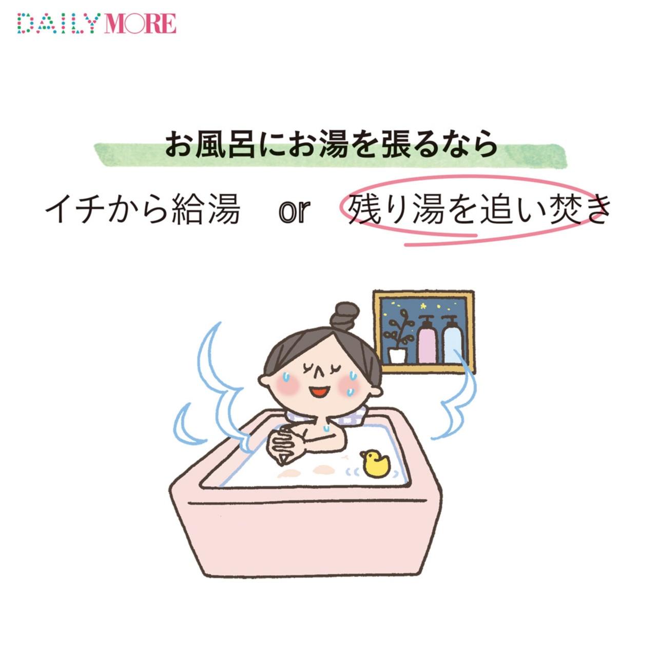 冷暖房はつけっぱなしのほうが節約に!? おうちLIFEの「日々のチリツモ★オトク検定」_3
