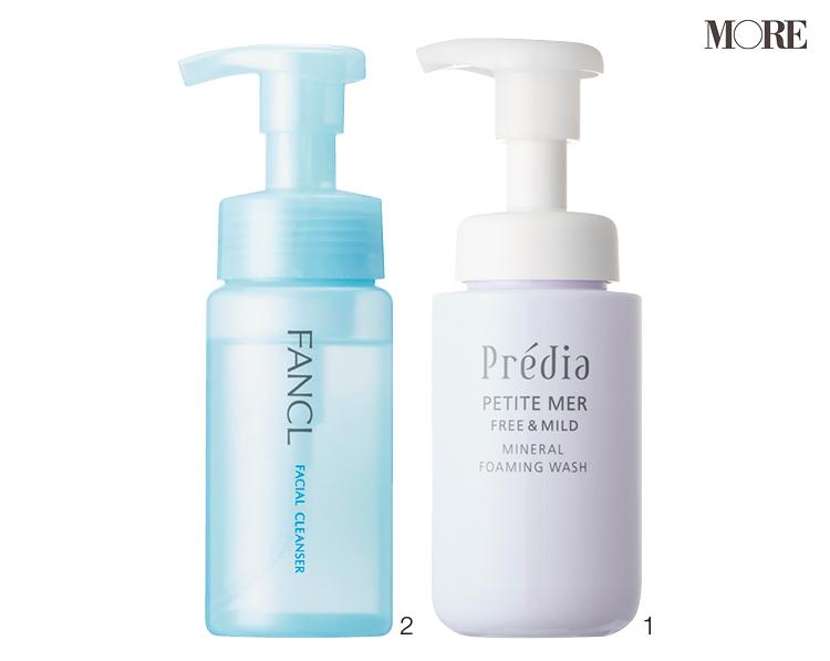 肌内部のうるおい保持力を高めてくれる化粧水や乳液に、摩擦レスな泡洗顔。OLニキビを正しくケアできるアイテム6選_3
