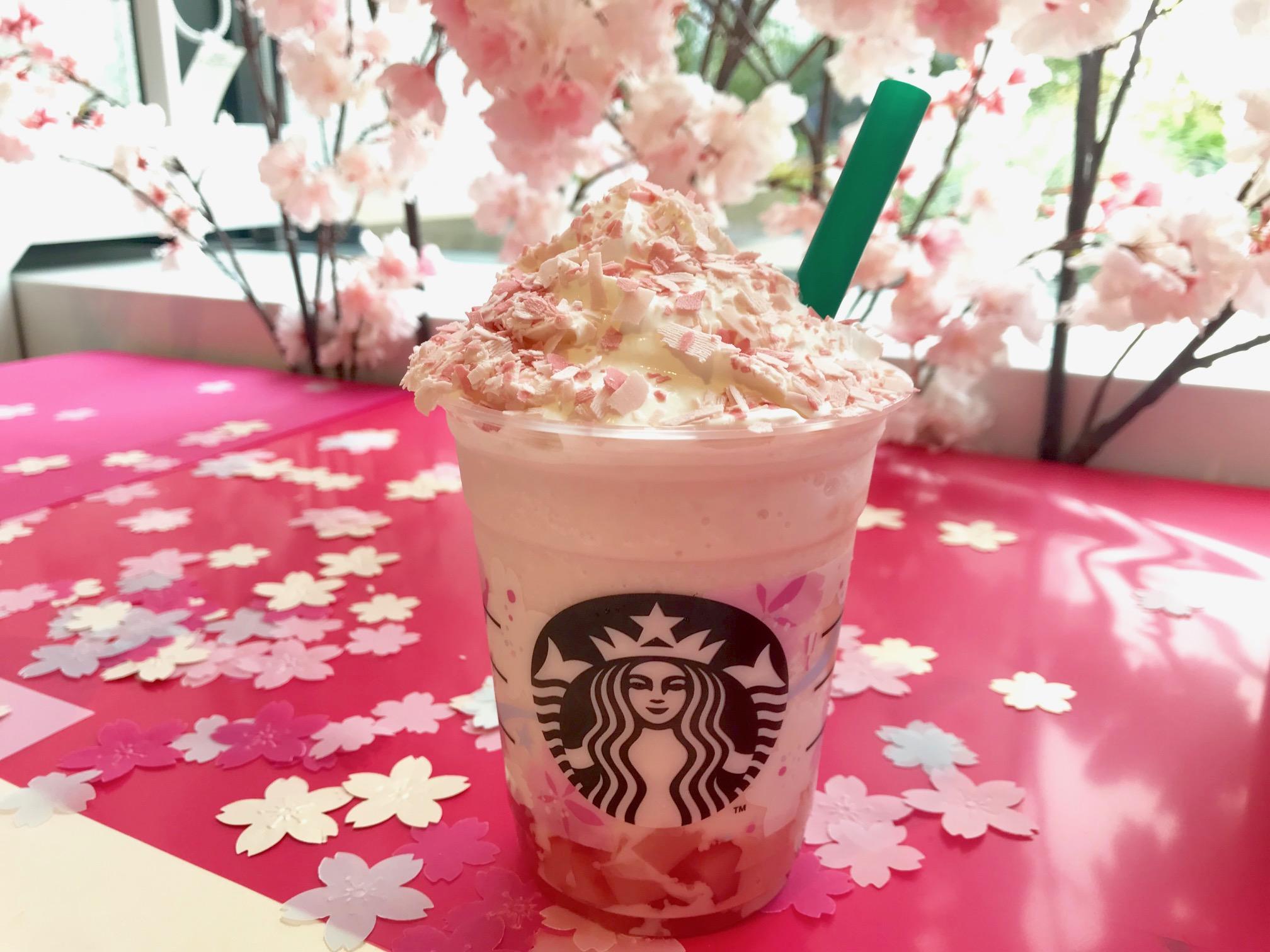 桜スイーツ特集《2019年版》- 限定グルメやスタバの新作、お花見グルメも!_5