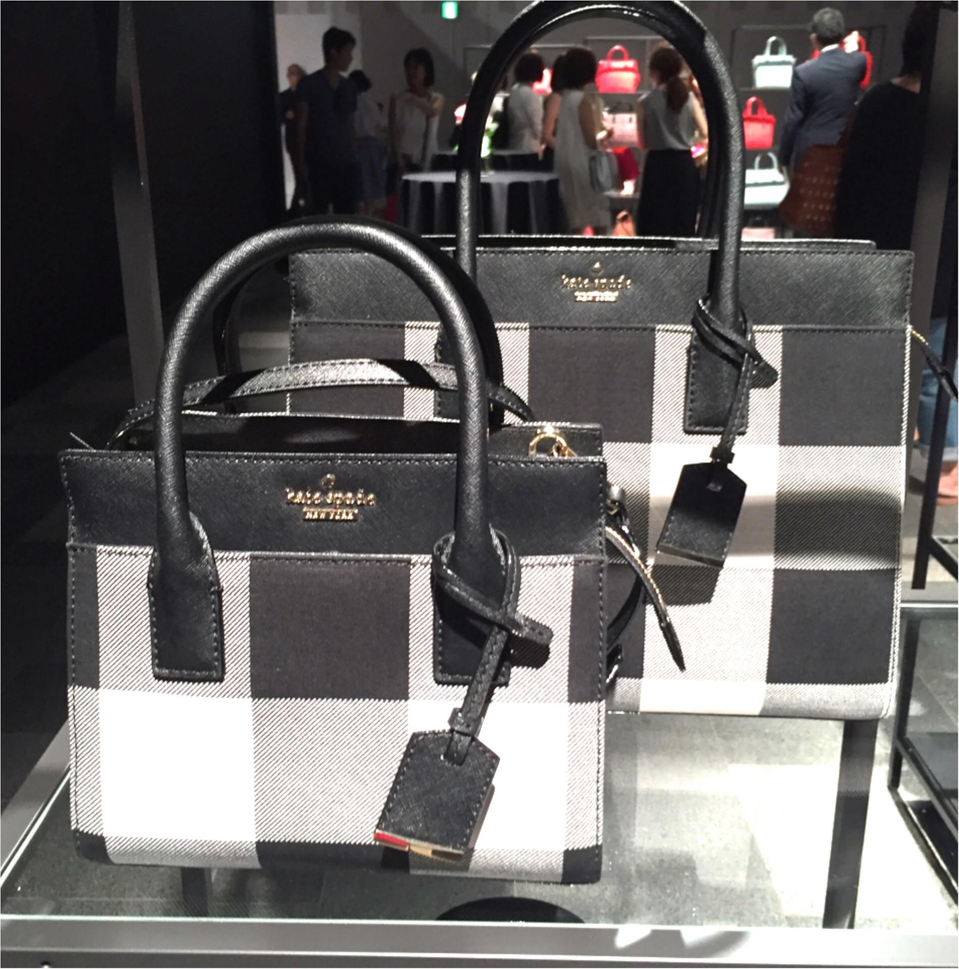 ケイト・スペード ニューヨーク、秋のバッグはどれを選ぶ?_5