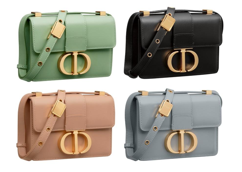 ディオールの新作バッグ「30モンテーニュ」