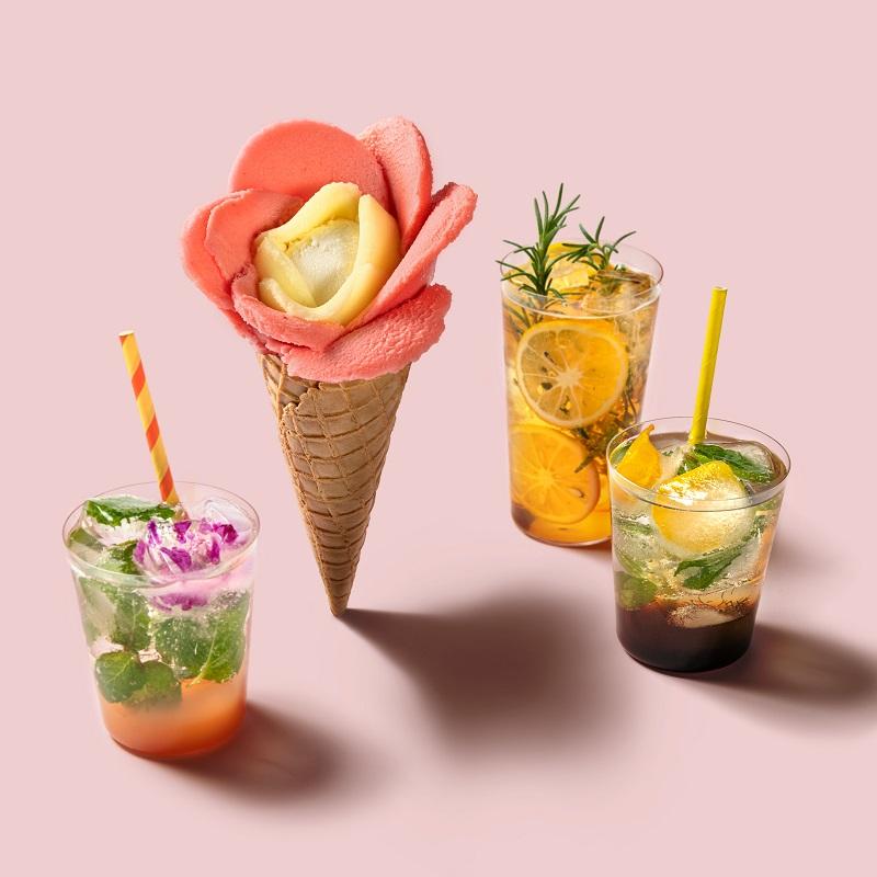 『ニュウマン横浜』が6/24オープン! バラアイスが可愛い「ALL GOOD STORE」や「ラルフズ コーヒー」など、おすすめカフェ3選♡_4