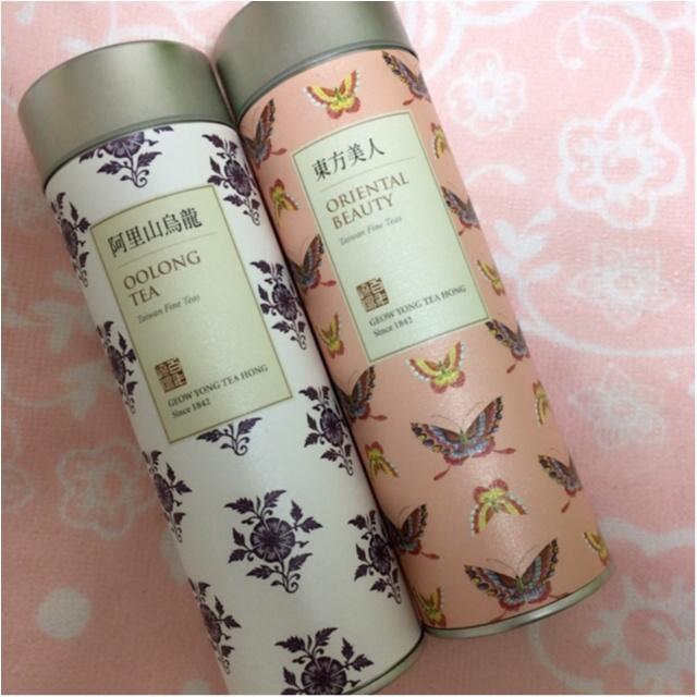 ≪台湾旅行≫嶢陽茶行の台湾茶がオシャレ度高めでかわいすぎる♡_4