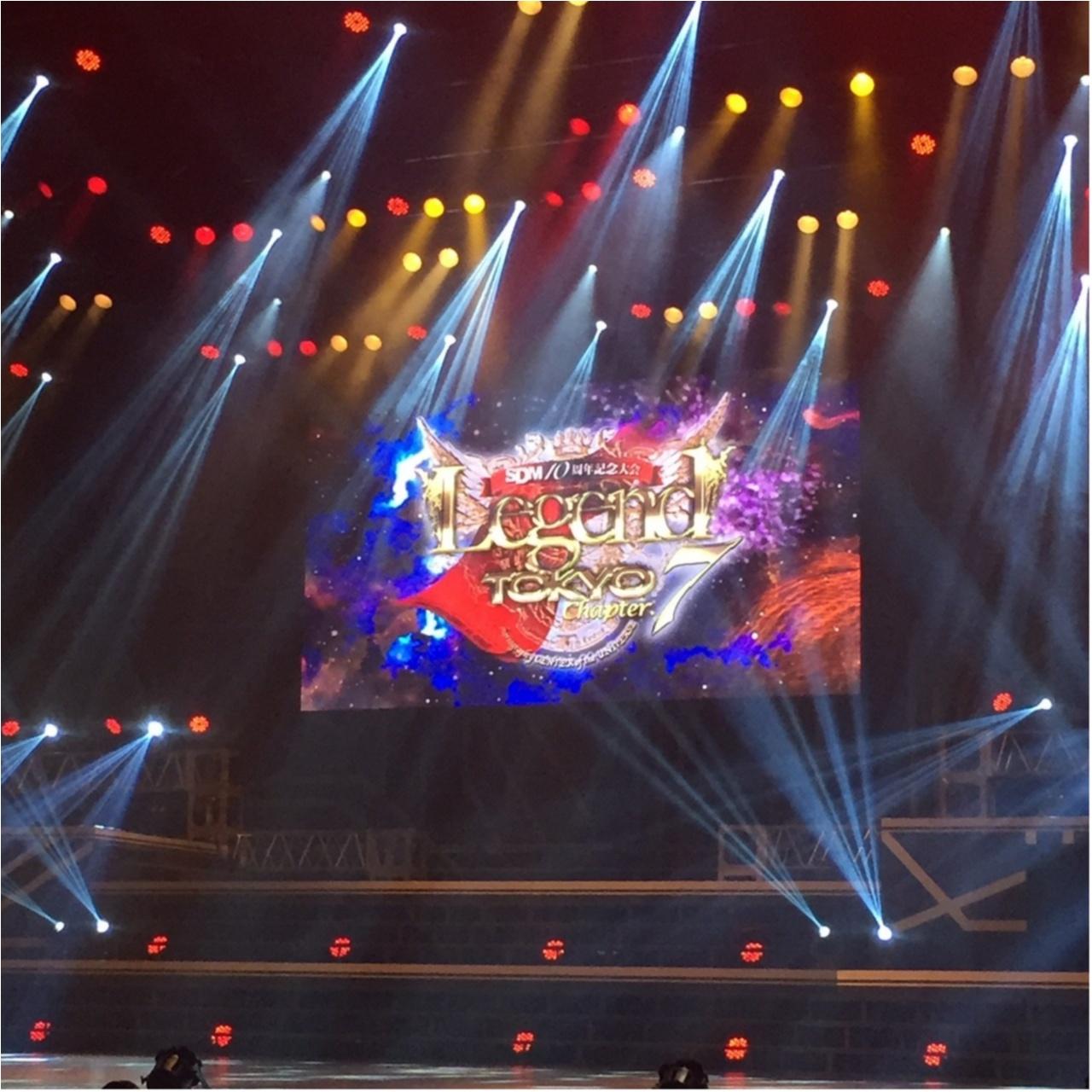 国内最大級のダンスコンテスト【Legend Tokyo】白熱の関東予選大会終演!!_1