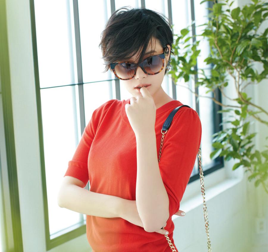 可愛いあの子はかけている♡ メガネとサングラス、この夏の正解!_3