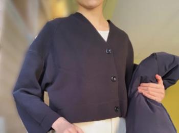 『ユニクロ ユー』新作でフレンチスタイル【今週のMOREインフルエンサーズファッション人気ランキング】