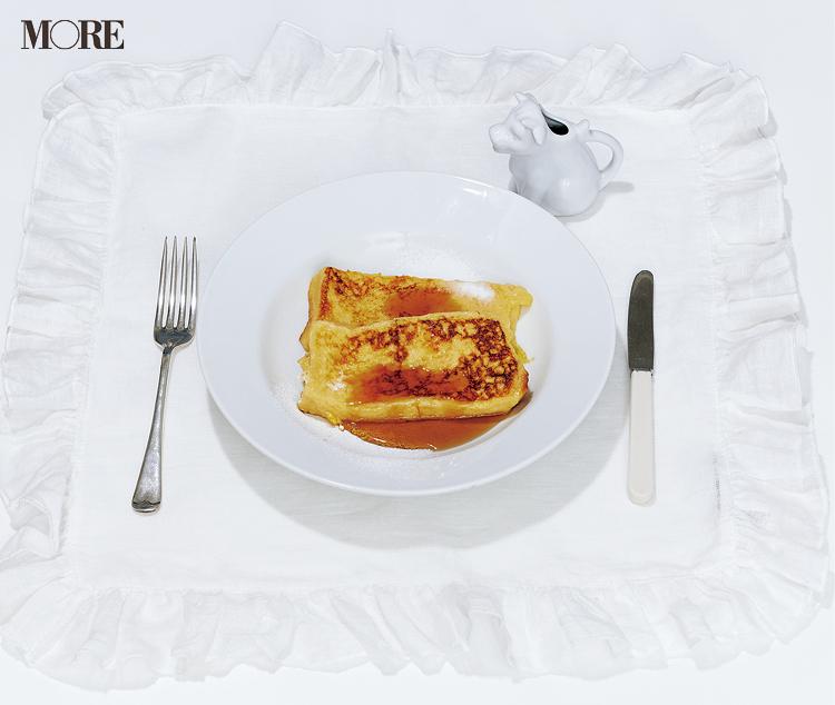 ホテル風フレンチトーストを超時短で作る方法!_2