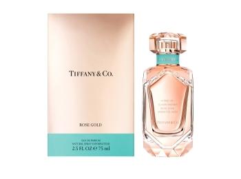 『ティファニー』の新たな香り!  ローズゴールドに染まるジュエリーのようなフレグランス