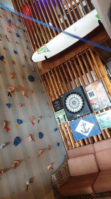 江ノ島のカレーパスタが絶品!ロケーションも最高のカフェ&バー ヘミングウェイ 江ノ島に行ってきた_4
