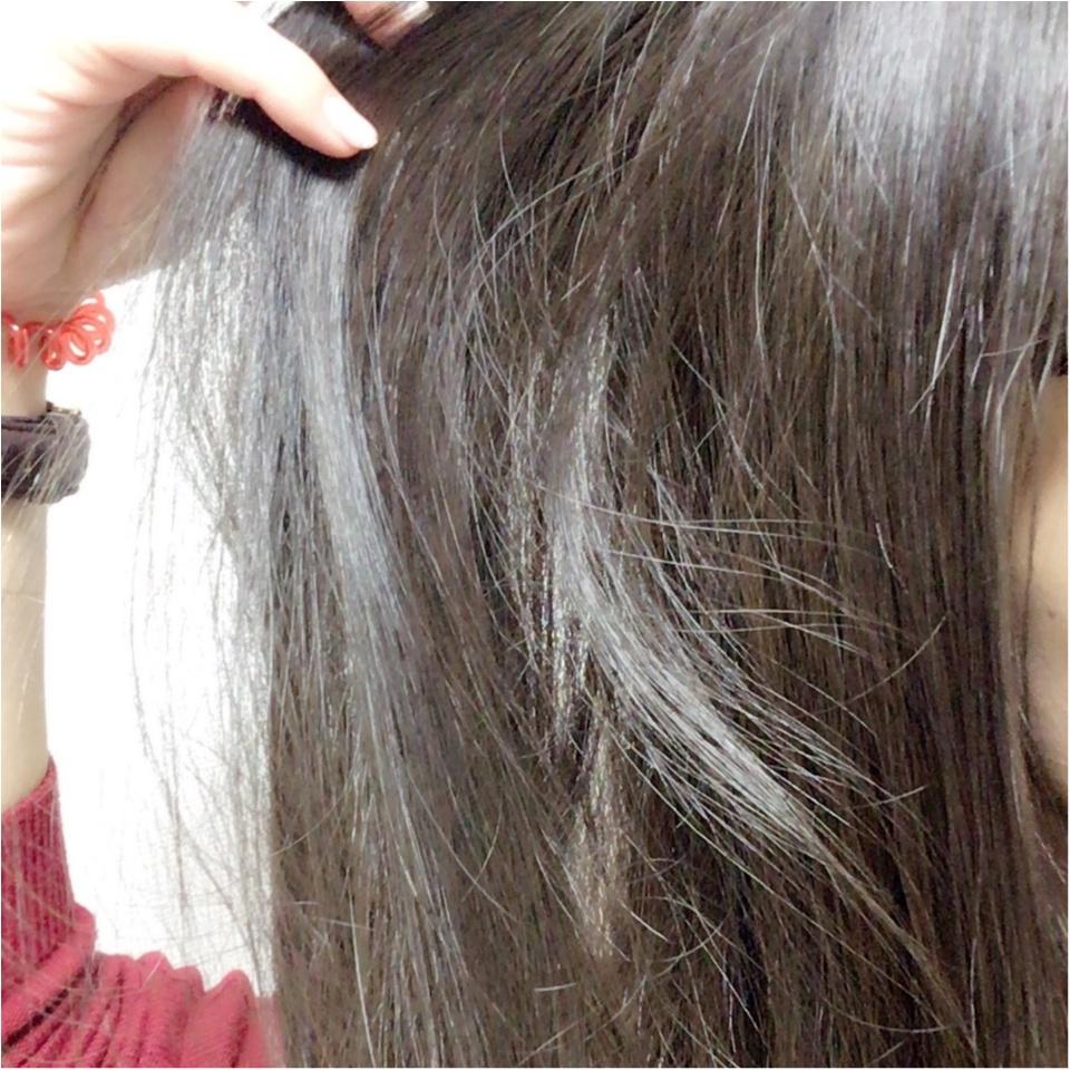 ブルージュカラーで春の女っぽ暗髪になろう!♡_2
