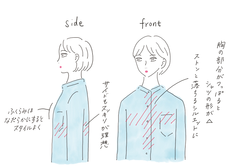 """内田理央が魅せる。今年のブラは""""服をキレイに見せる""""かどうかで選びましょう♡ 記事Photo Gallery_1_7"""
