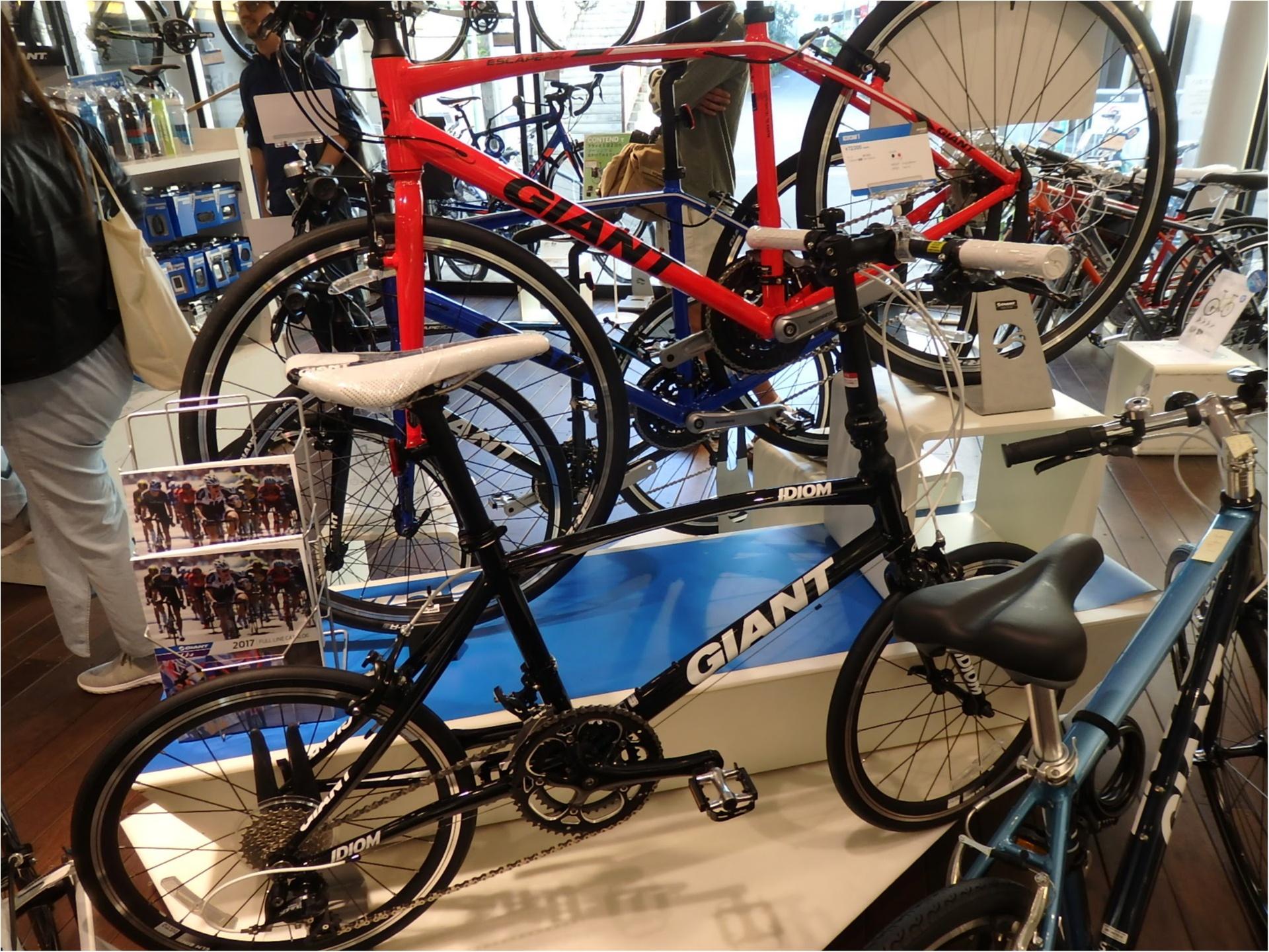 """世界初の女性向け自転車ブランド""""Liv""""でわくわくのウエア合わせ 【#モアチャレ あかね】_2"""