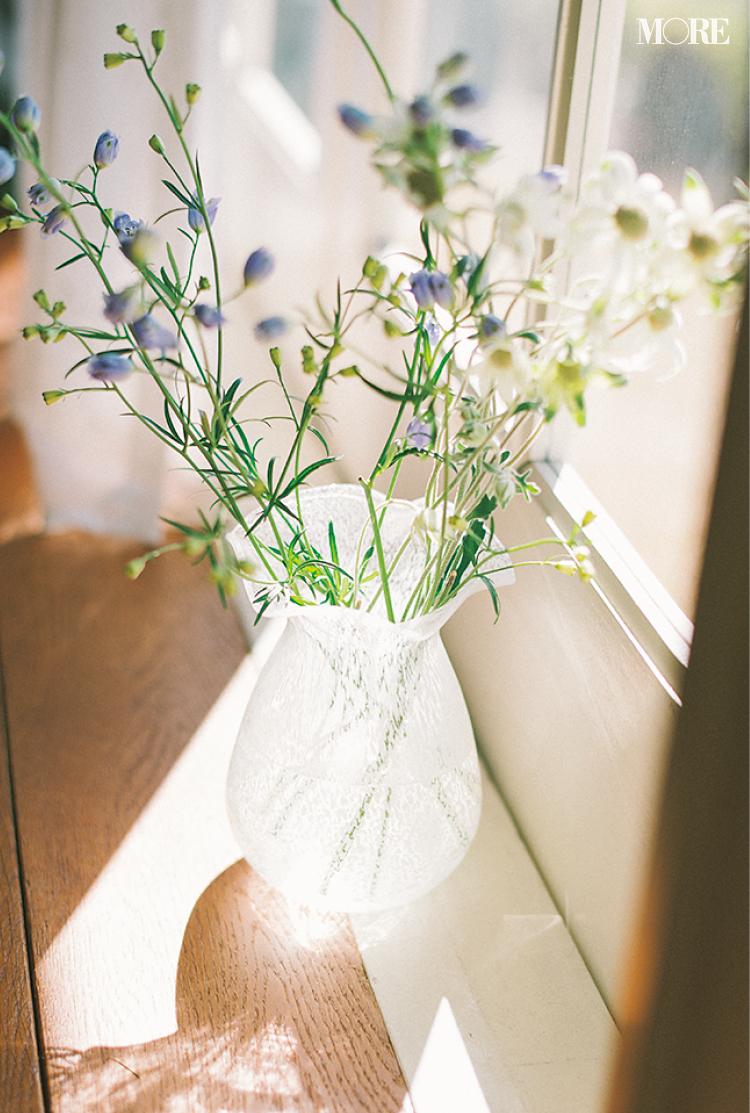 おすすめの花瓶に入ったお花