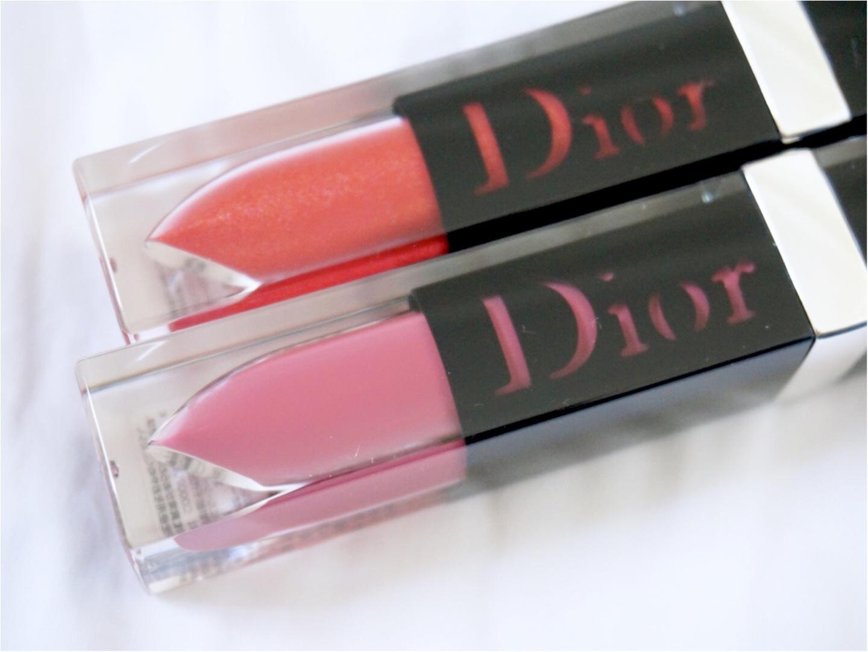 【明日4/20発売!】話題の最新コスメ《Dior ADDICT ラッカープランプ》をゲットしました❤️_4