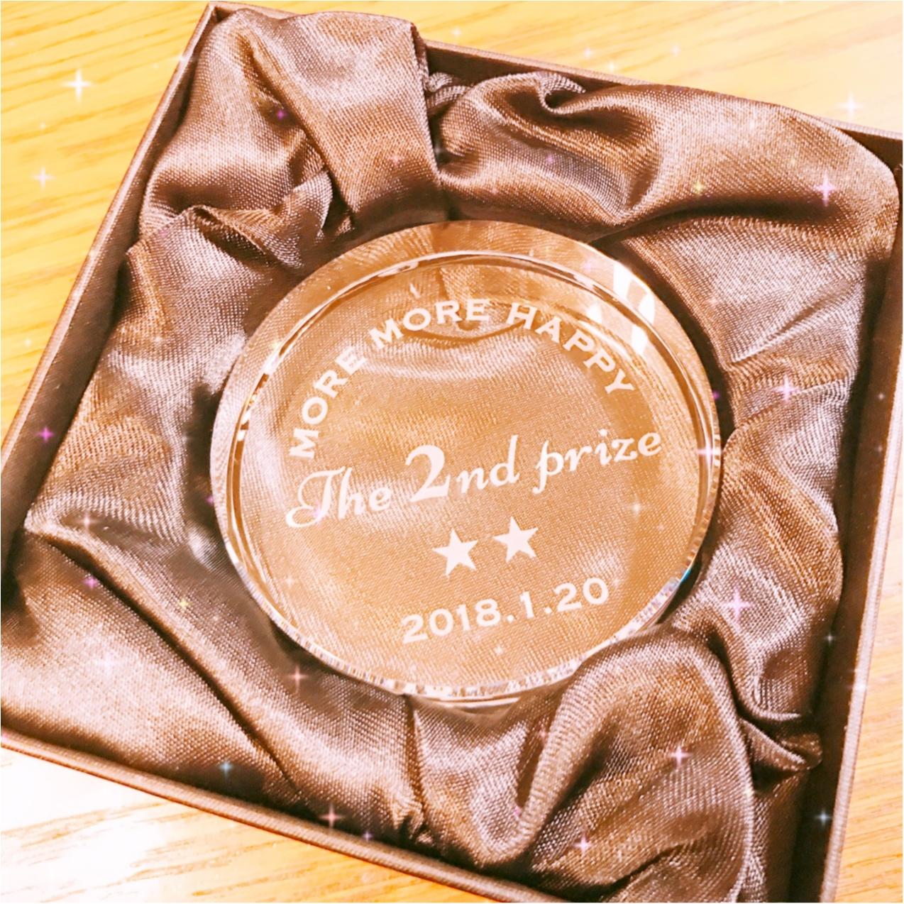 【MORE大女子会2018】ブログアワード2位♡ありがとうございましたっ!!_6