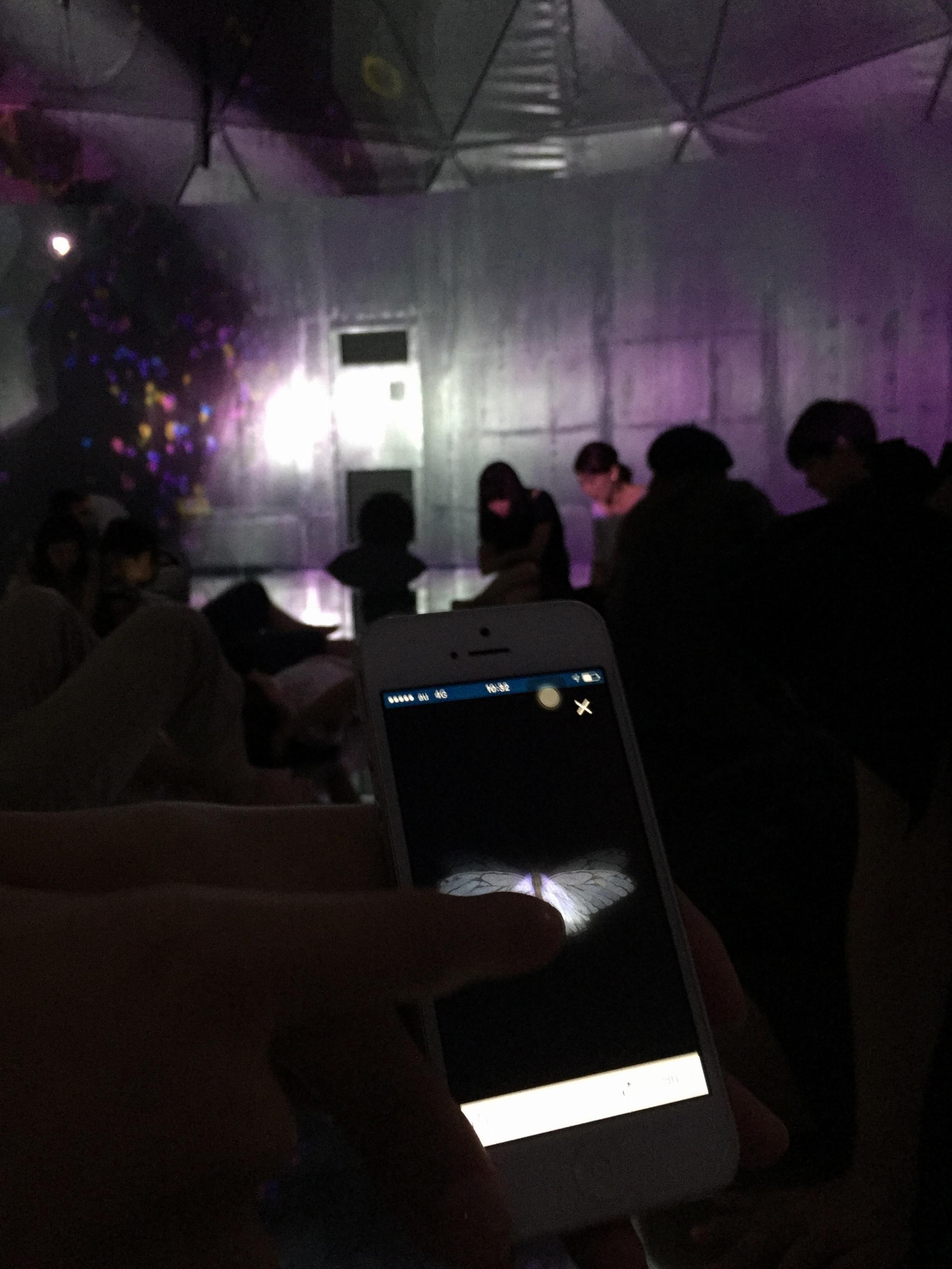 【夏のお出掛けスポット/DMM.プラネッツ Art by teamLab】水に浸かったり仰向けになったりして鑑賞する『デジタルアート』が幻想的✨8/31まで!お台場に急げ♩≪samenyan≫_20