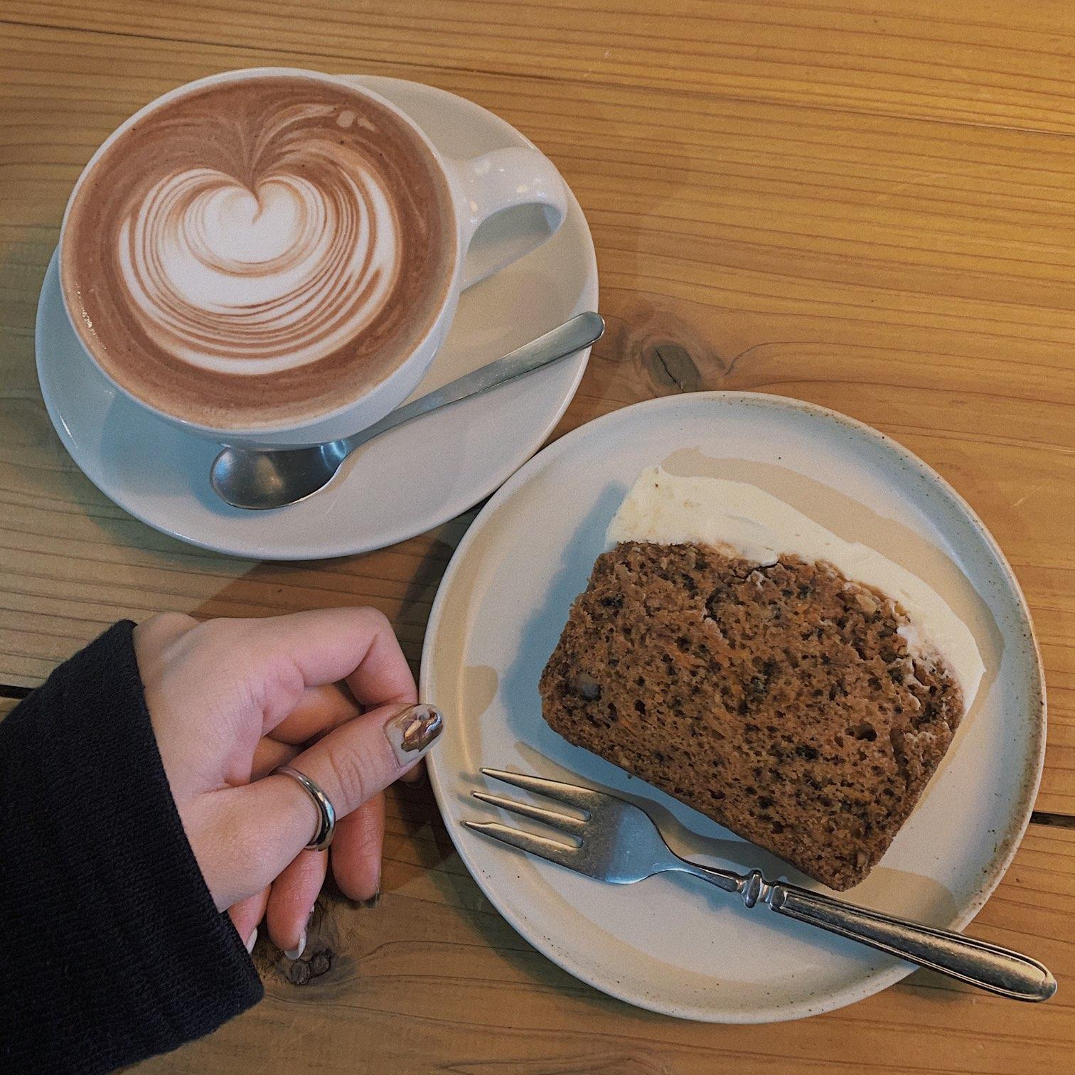 カフェログ#2 《STAN COFFEE AND BAKE》_5