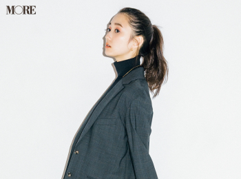 【今日のコーデ】<鈴木友菜>仕事納めの日はジャケットコーデできちんと感をオン!