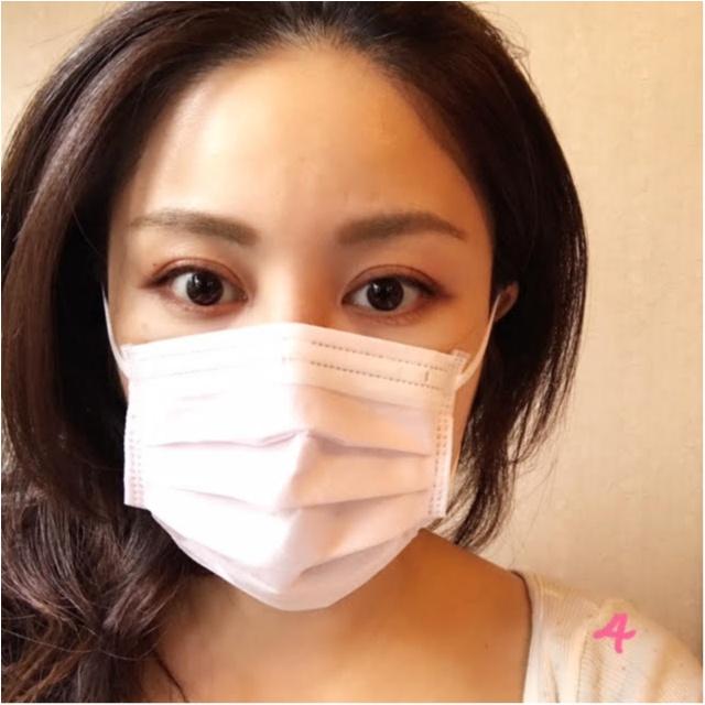 小顔に効果てきめん!花粉シーズンにぴったりの女子マスク比べてみました!5選_4