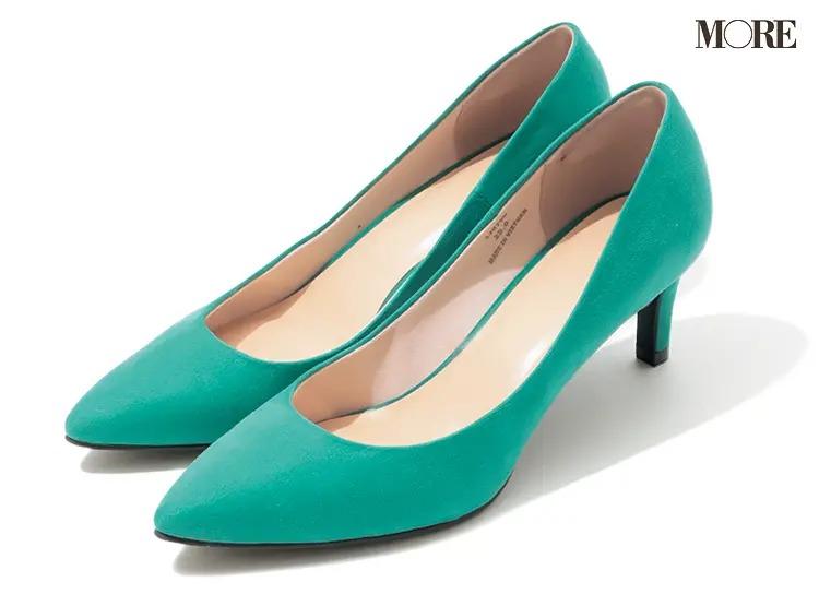 【人気ブランドのおすすめ靴】『GU』マシュマロパンプス