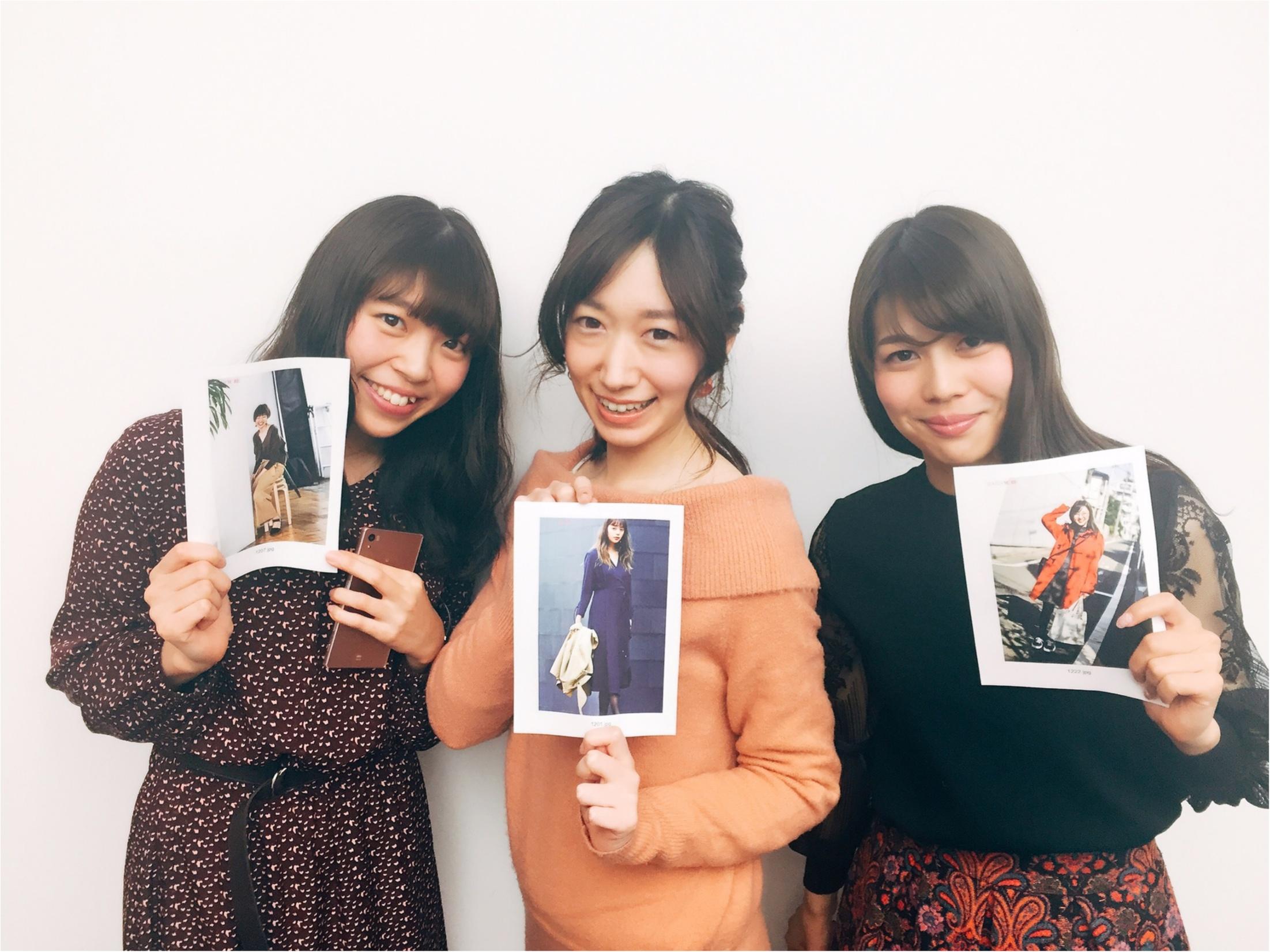 モアハピ部が選ぶ! 超私的「女子トモとの新年会で着たい」ベストコーデ企画に参加しました☆samenyanが選んだコーデはワンピース♡_2