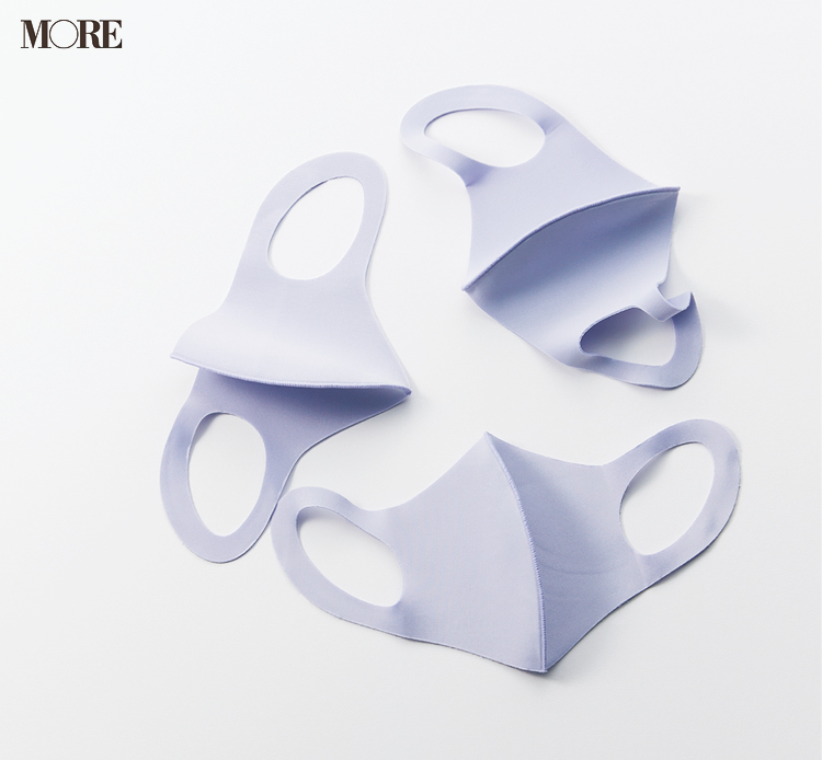 色もきれいな洗って使える3Dマスク