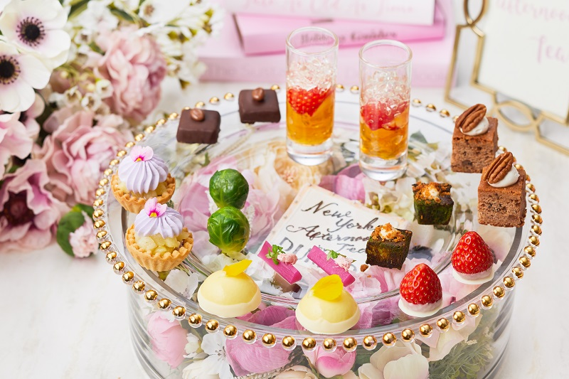 表参道の人気カフェや『コンラッド東京』の春めくアフタヌーンティーが可愛い!【#いちご #桜 2020】_5