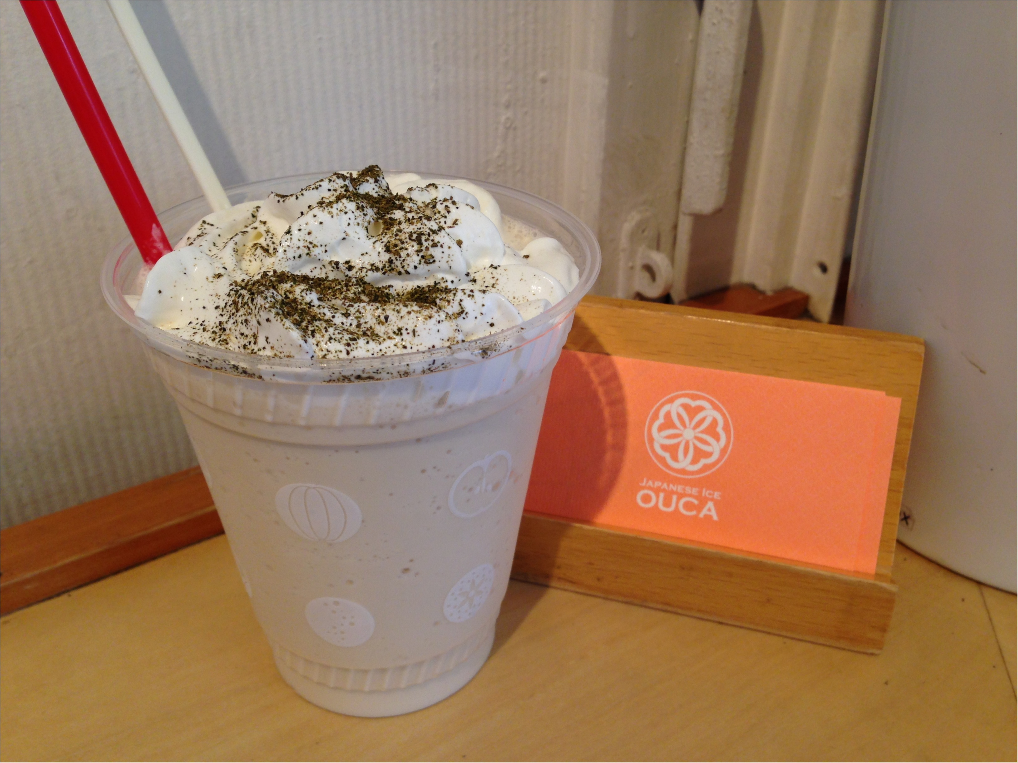 《恵比寿》可愛く美味しく癒される❤️ジャパニーズアイス櫻花の【くまさんかき氷】_3
