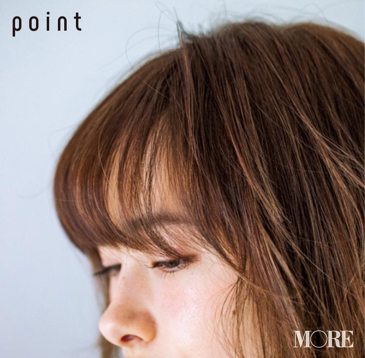 簡単にできてかわいい! 顔のタイプ別・おしゃれな前髪の作り方♡ Photo Gallery_1_1