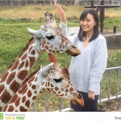東山動植物園で動物たちとツーショットを狙え!(※ちょっとズル?)