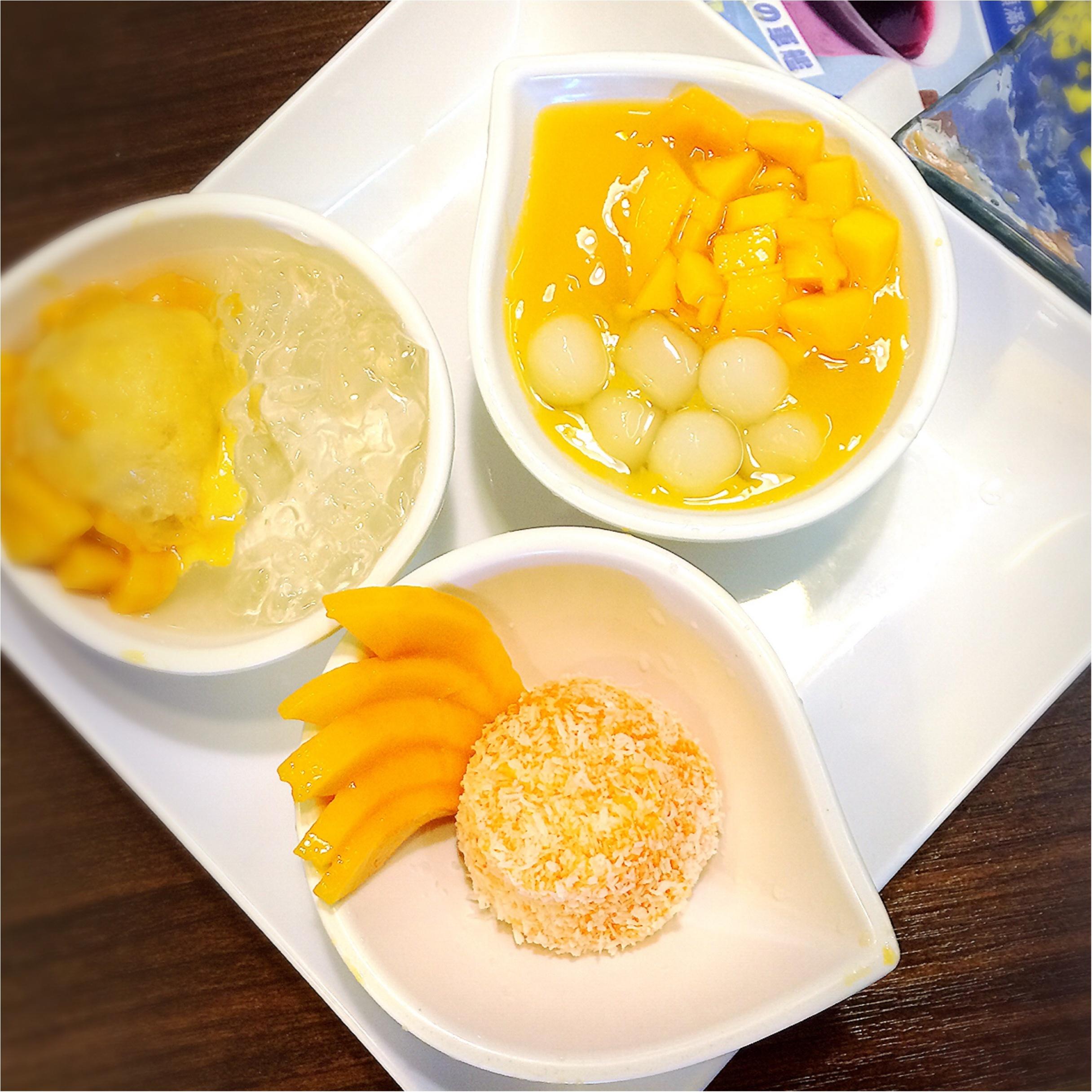 ★これこそ真のマンゴー祭!香港2大スイーツ店でマンゴーを食べ尽くせ!★_1