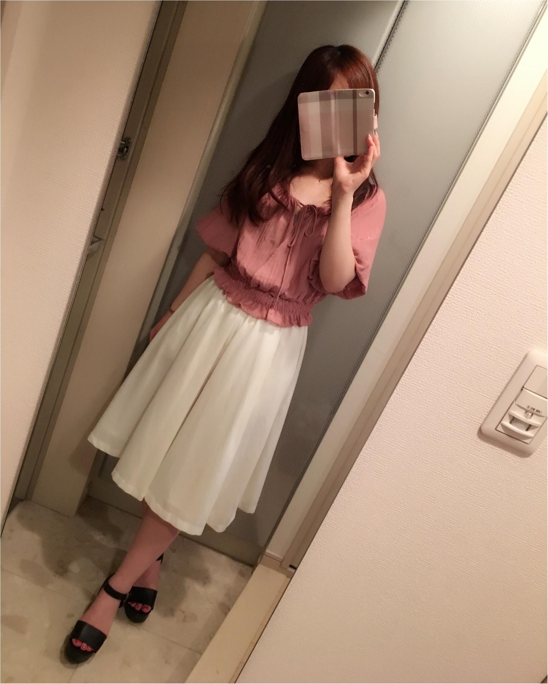 今年初❤︎花火大会に行ってきた〜ヽ(。>▽<。)ノ♡♡迷った時の花火コーデも!♡_4
