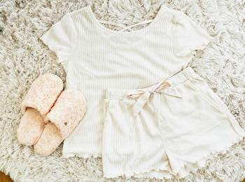【GU】大絶賛の嵐!新作パジャマが史上最高の可愛さ♡《ラウンジセット¥1,490》は絶対買い!