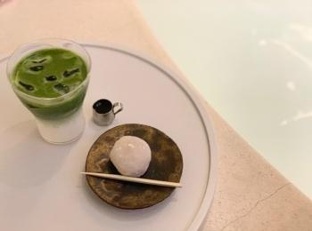 新宿で足湯に入りながらカフェタイム?話題のYUBUNE TOKYOへ潜入!
