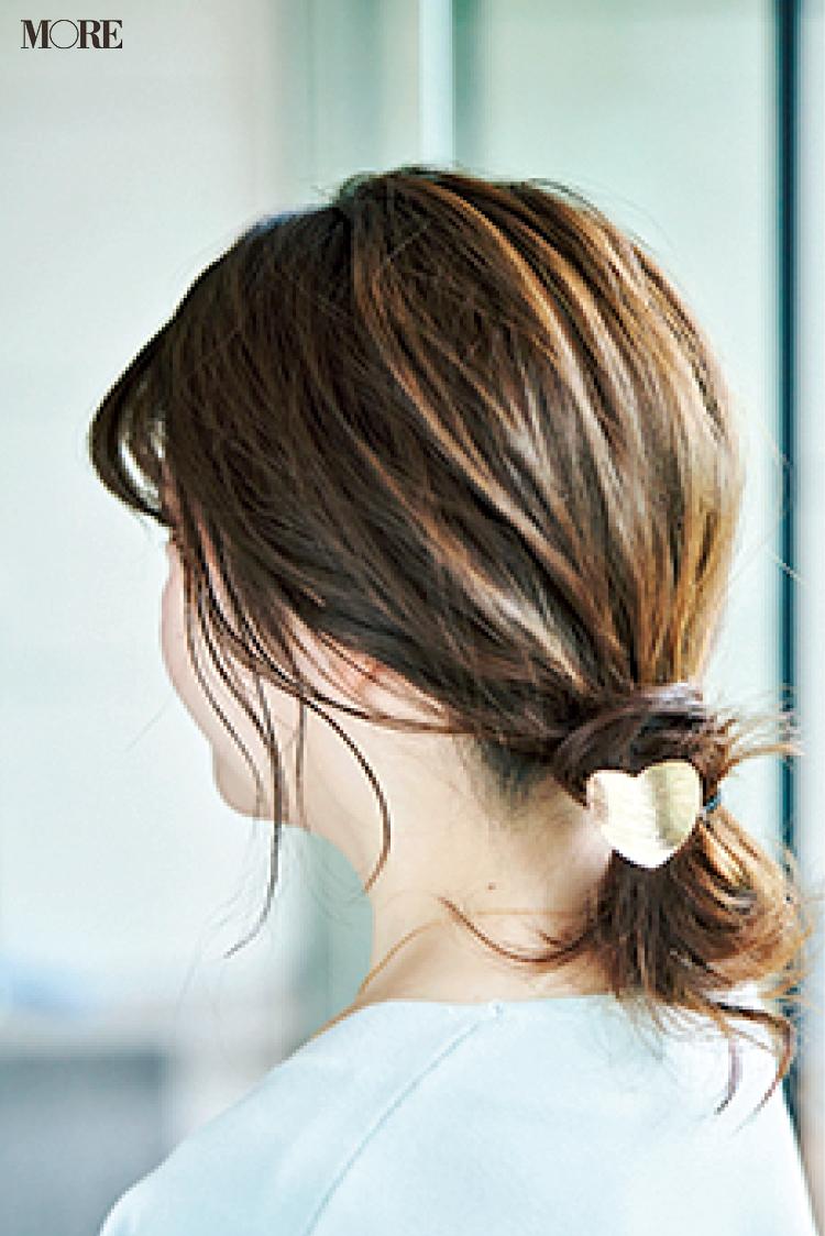硬く直毛な髪をふんわりと仕上げるヘアケア&ヘアアレンジ! 上質なシャンプー&コンディショナーで髪への美意識もアップ _2