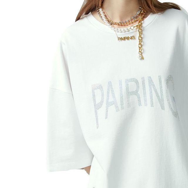 『ペアリング』のおすすめビッグロゴTシャツ