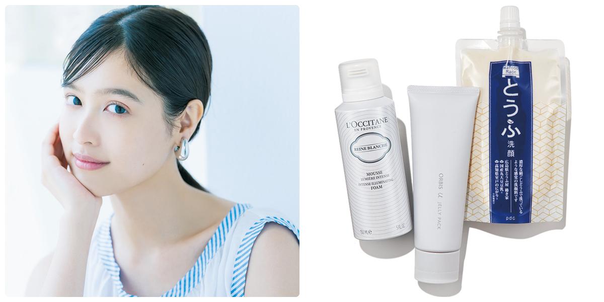 美白洗顔特集 - 肌の角質を落として、明るく透明感のある肌へと導くおすすめの洗顔アイテムは?_1