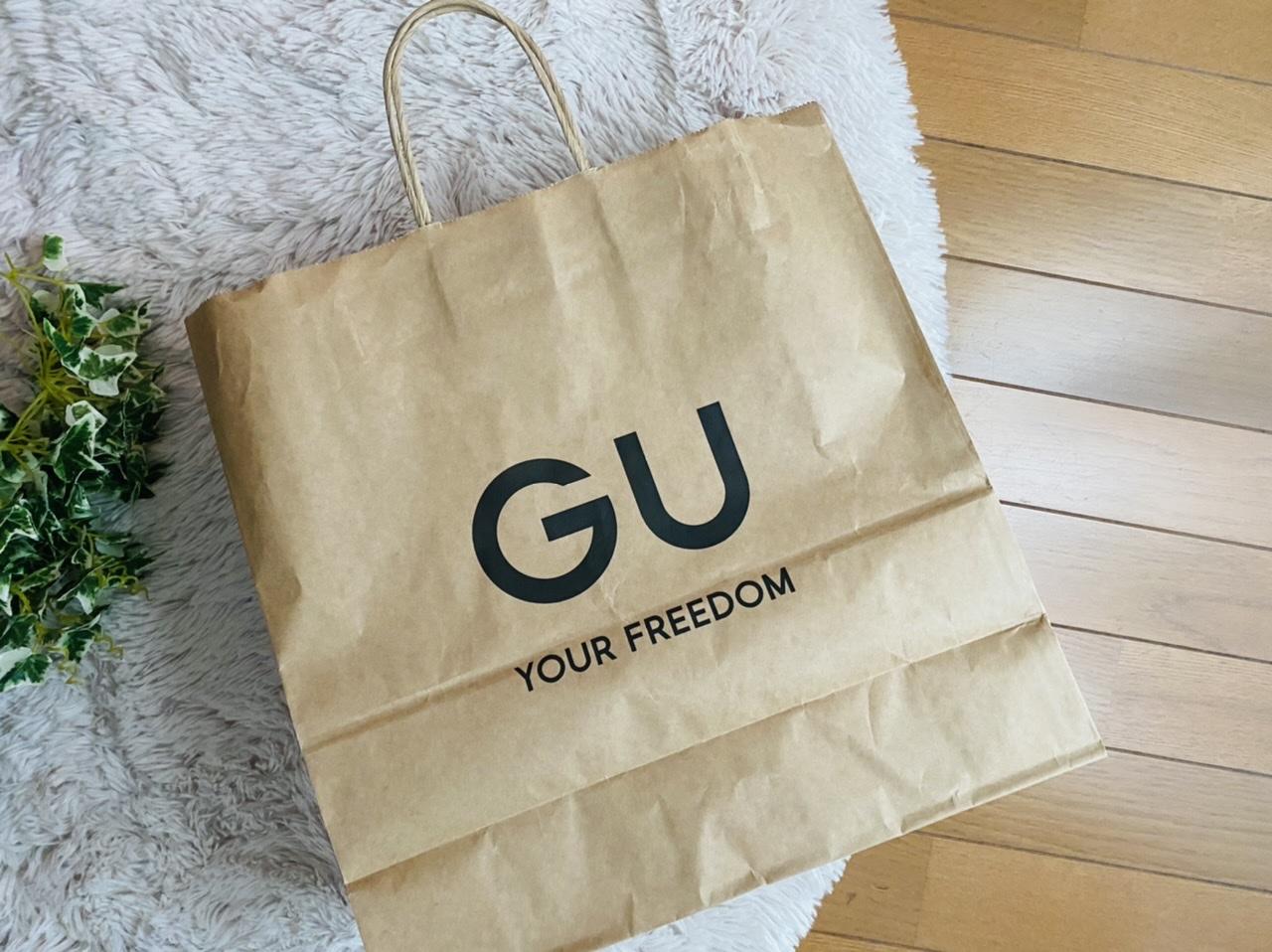 【GU初売り2021】《初売りSALE》がとにかく安い!可愛すぎてイロチ買いアイテムをご紹介★_1