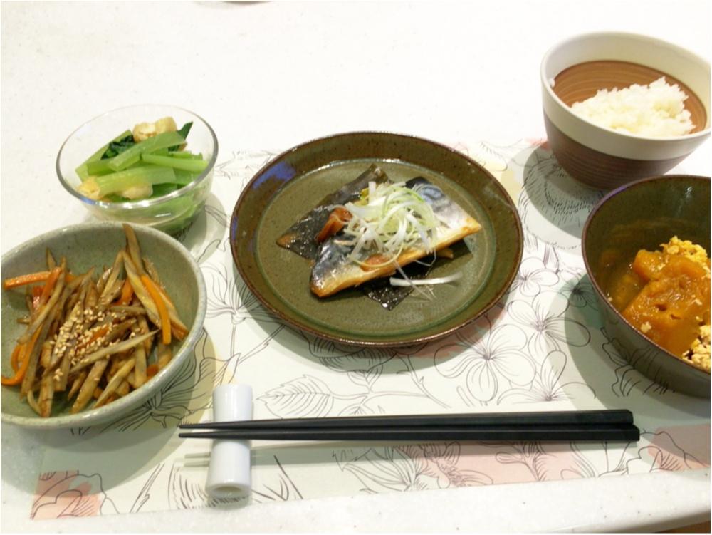 お料理♡さばの味噌煮を作ったよ♡_2