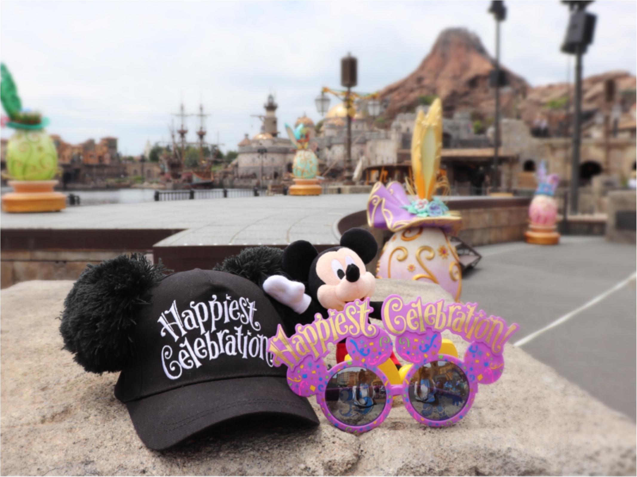 ▷【東京ディズニーリゾート35周年】購入せずにはいられないHappinest celebrationグッズ!!_6