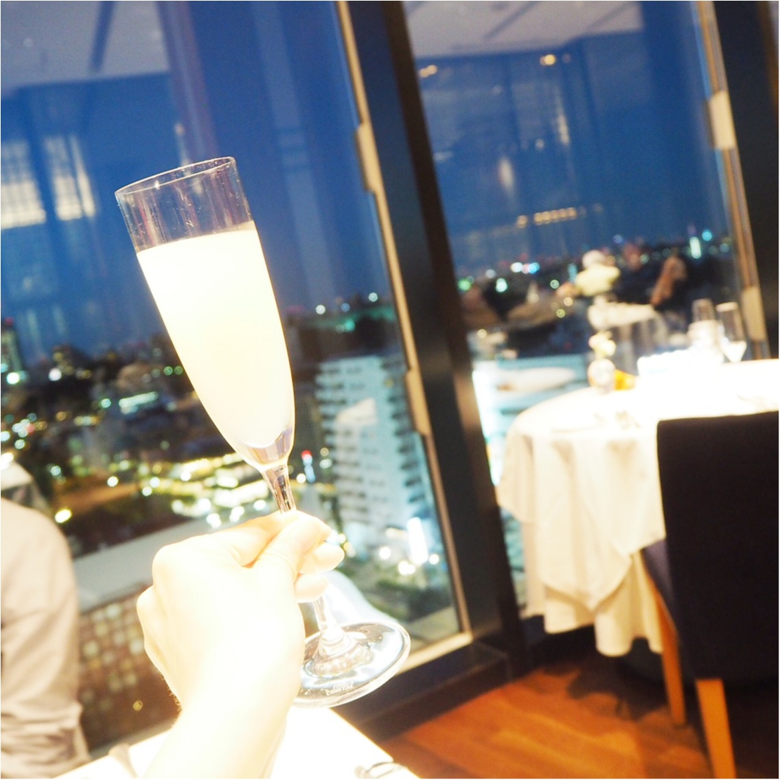 人気の二子玉川エリアにある【ASO】で素敵ディナー♡_2