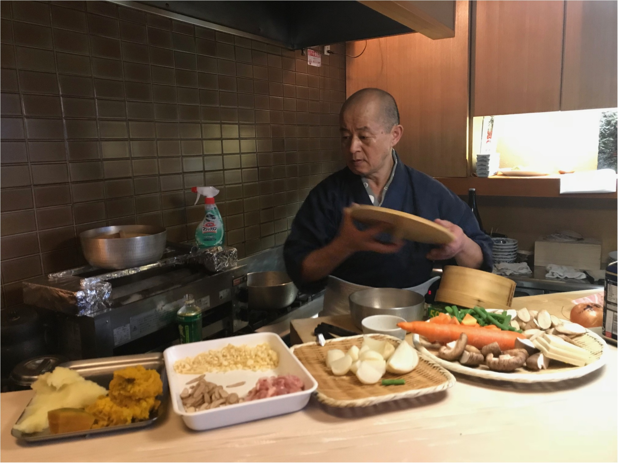 ミシュランの星を6年連続で獲得した一流料理店「割烹すずき」で学ぶ! 「八方だし」を使った『ミツカン』料理教室レポ_2