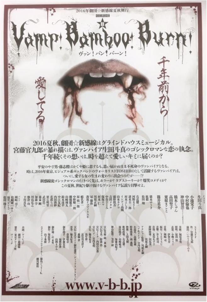 2016年【ミュージカル】のまとめ☆Part2_5